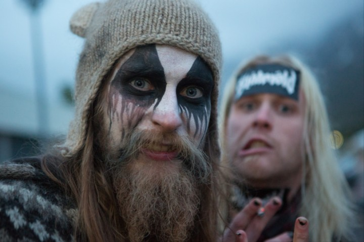 Fjords, Black Metal Rituals, and Vikings Making Out: Scenes from Iceland's Biggest Metal Festival