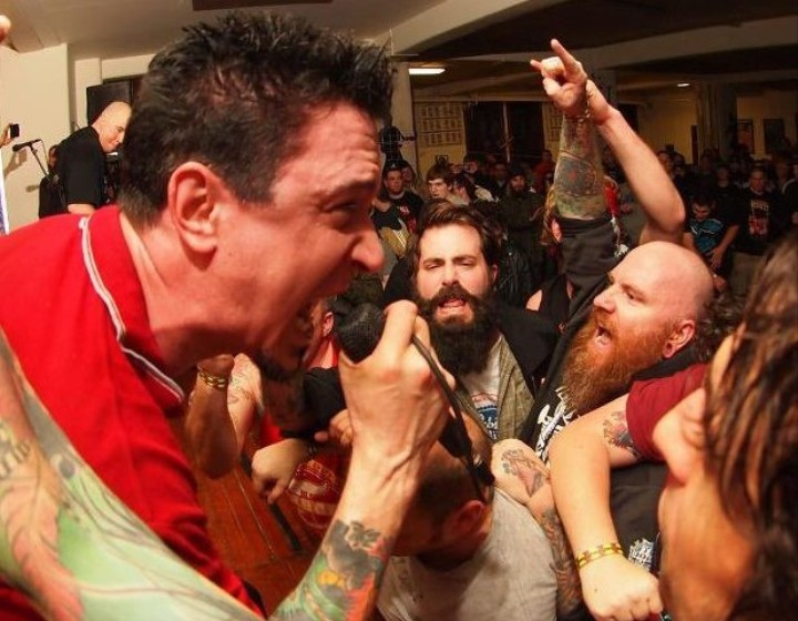 An Oral History of Sick Of It All, Part II: NYHC Comes Alive, Metal Crossover, and the In-Effect Effect - VICE