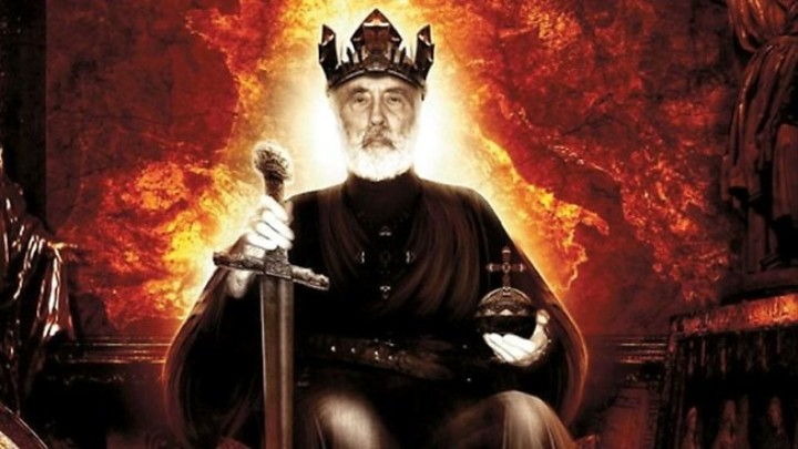 Sir Christopher Lee, AKA Saruman From 'The Lord of the ...