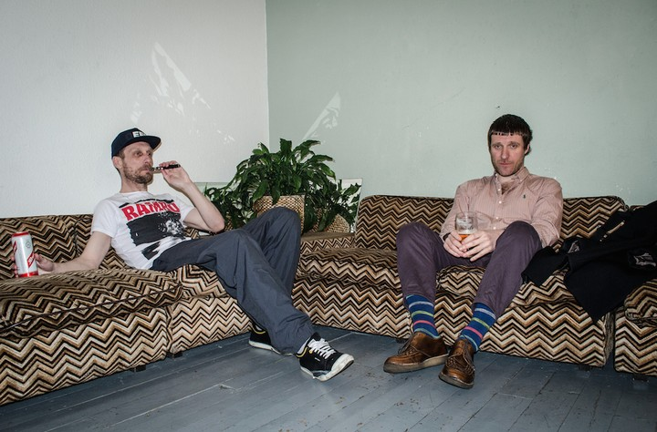 Sleaford Mods and the Endless Battle Against Shit Jobs, Poverty Wages, and Banal Rock Stars