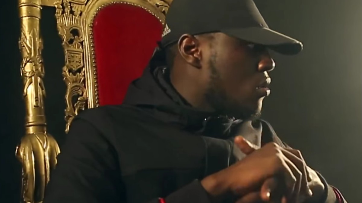 Stormzy Has Dropped a New Track and Video Called