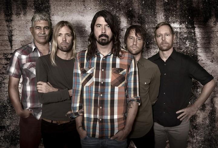 Stream Foo Fighters' New EP 'Saint Cecilia'