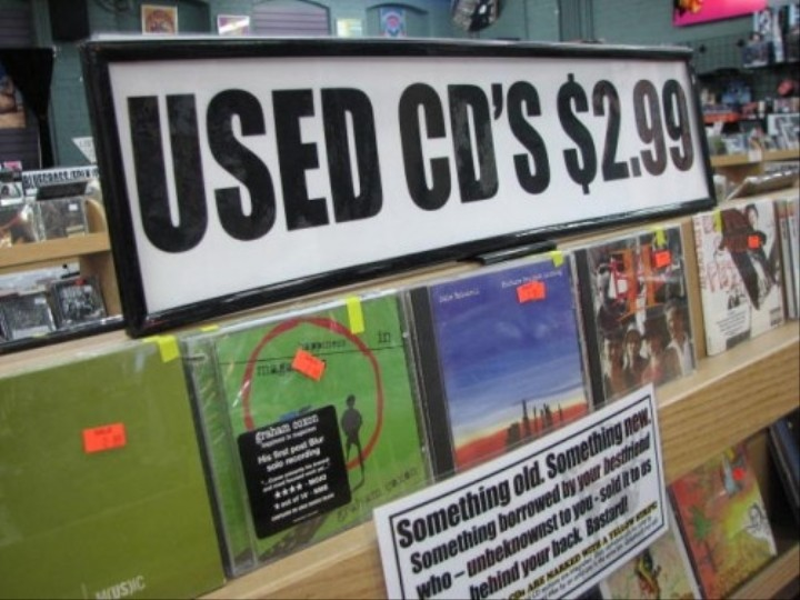 The 25 Albums Found at the Bottom of Every Used CD Bin