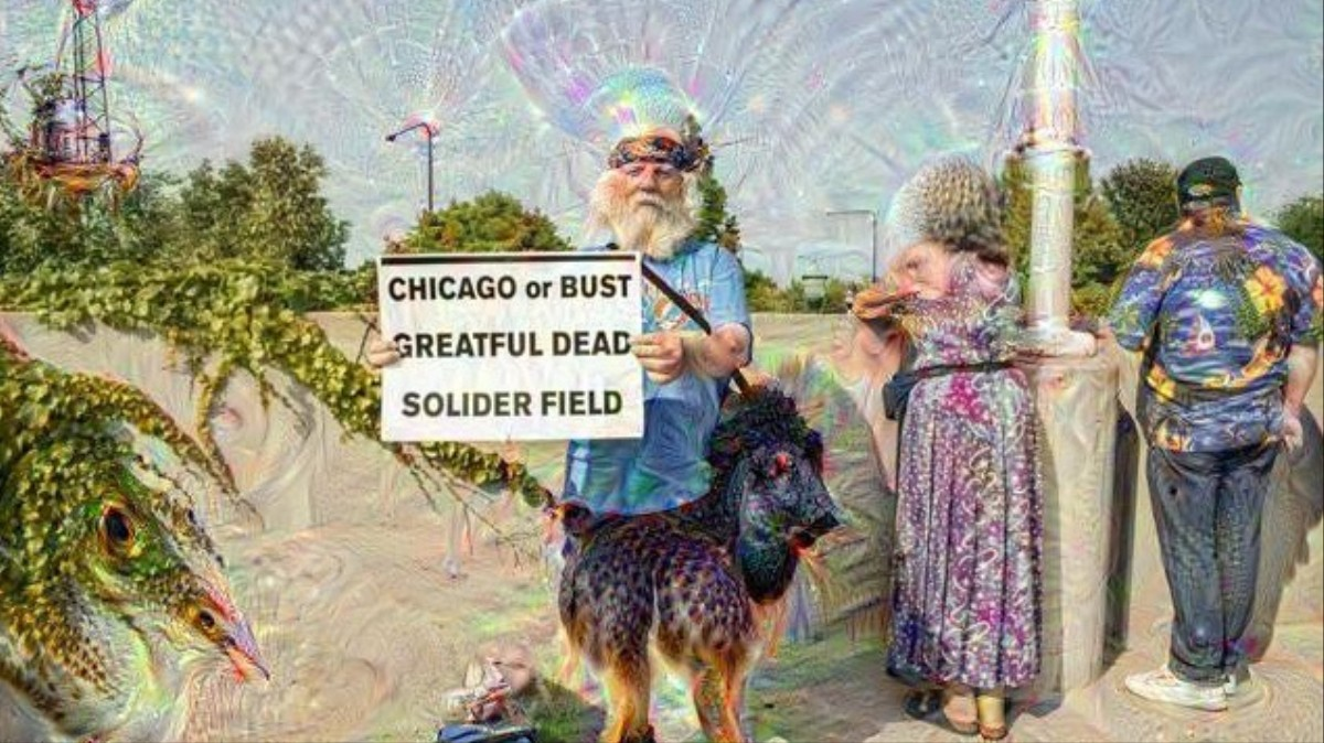 927631520c7ca Ready to Die: Three Days of Drugs and Disintegration with The Grateful Dead