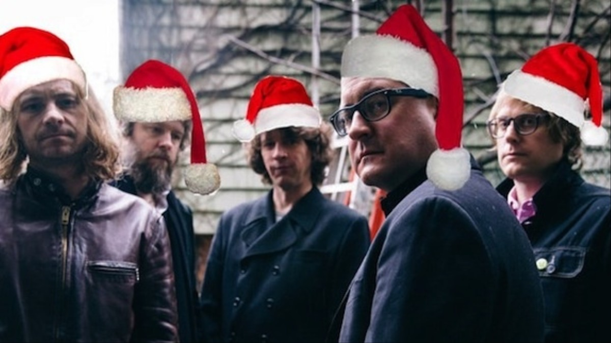 enjoy this christmas song from the hold steady noisey - Billy Squier Christmas Song
