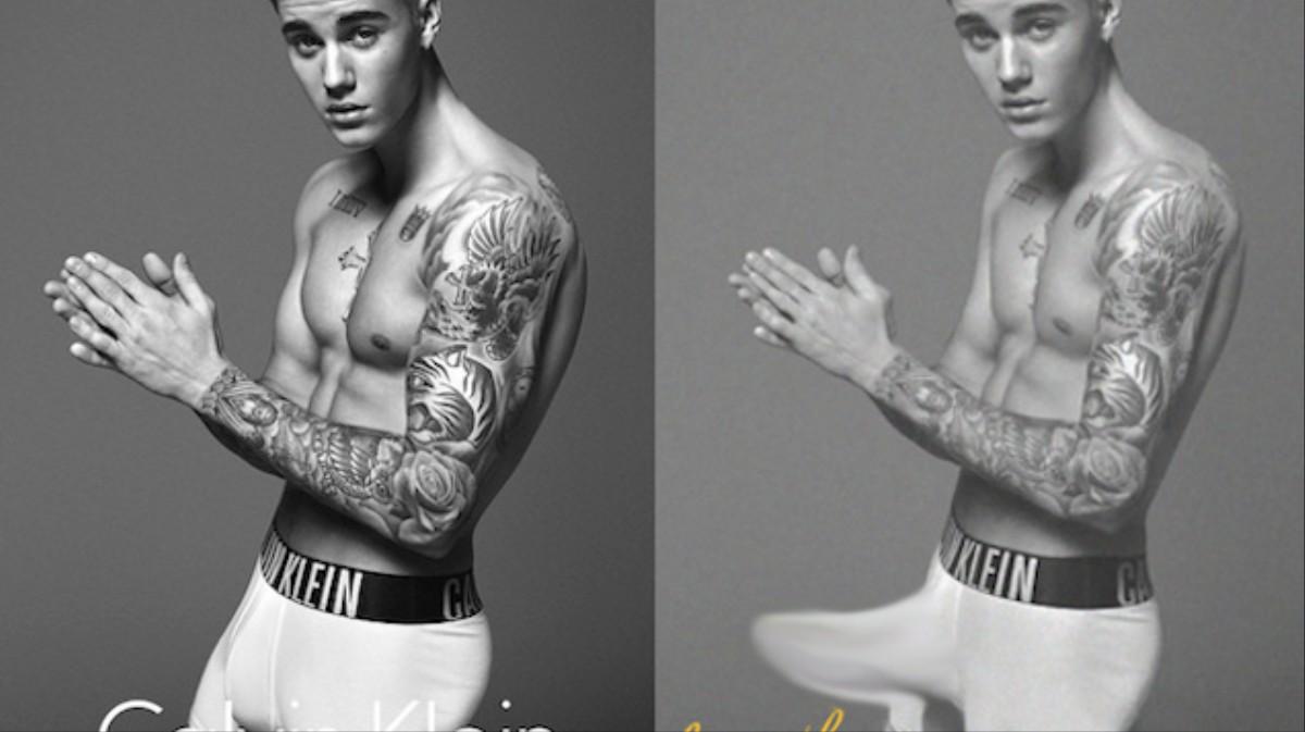 Justin Bieber Di K