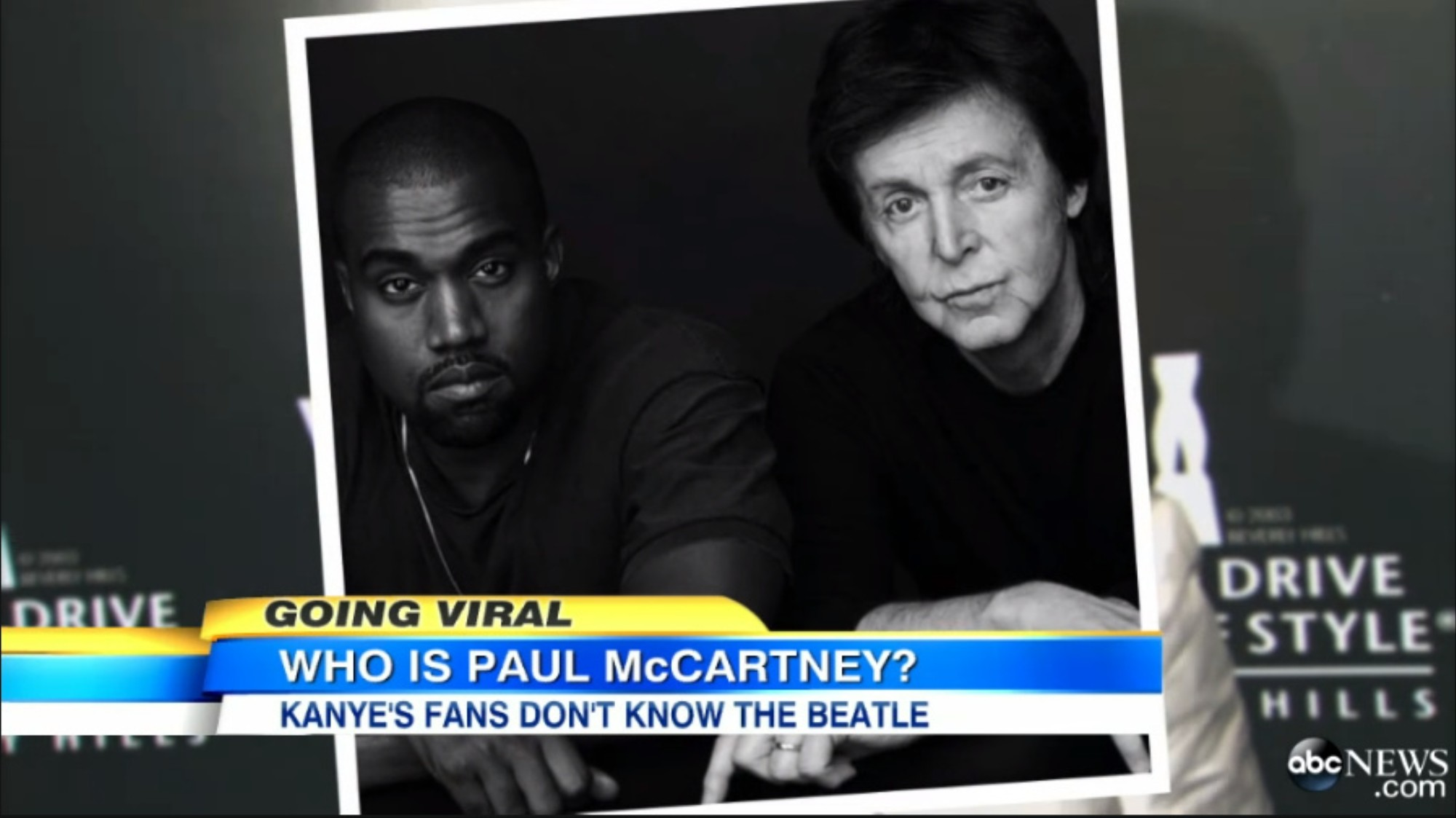 The Media Got Trolled Into Thinking Kanye West Fans Don't