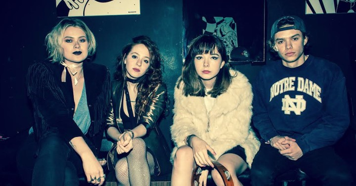 """Teen Band The Regrettes Tell It Like It Is: Here's """"A Living Human Girl"""" Video"""