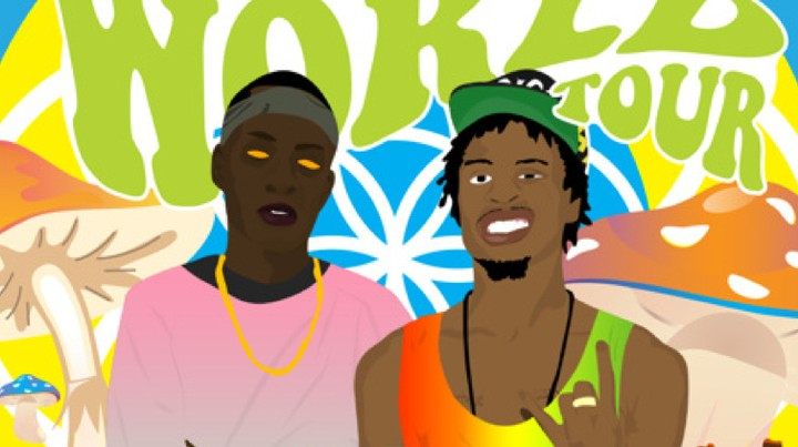 The Underachievers, Denzel Curry, and Dillon Cooper Are Playing Irving Plaza This Week!