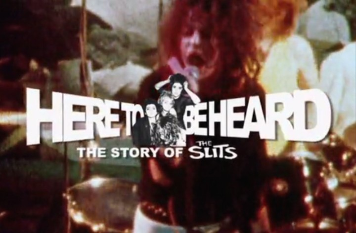 There's a Kickstarter for the World's First Documentary About The Slits