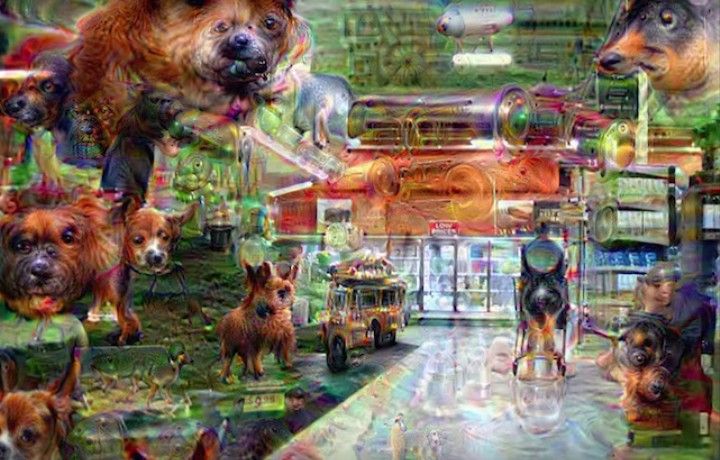 This Band Made A Music Video Made Using Google's Deep Dream