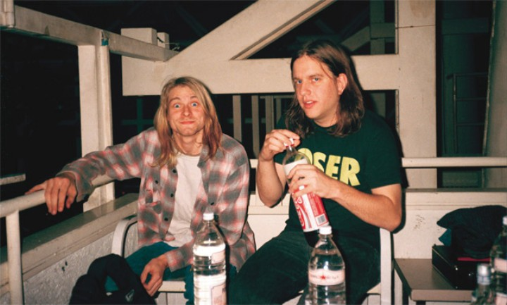 Assista a Um Trecho Inédito do Documentário do Kurt Cobain
