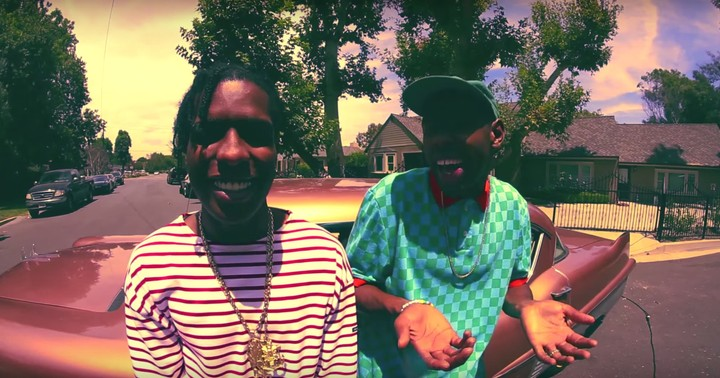 Tyler, the Creator and A$AP Rocky's Friendship is Blooming Into Hip Hop's Next Great Double Act