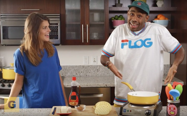 Screw Masterchef! Tyler the Creator Has Created the Greatest Cooking Show of All Time