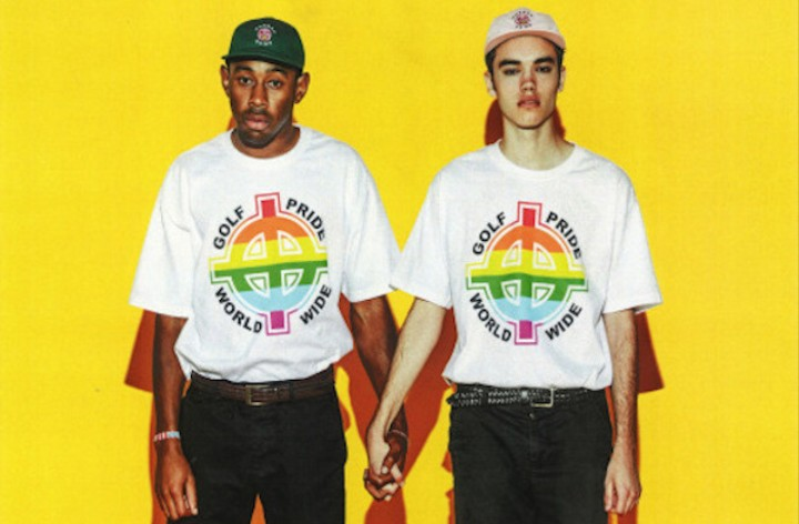 Tyler the Creator Sells T-Shirts with the White Power Logo