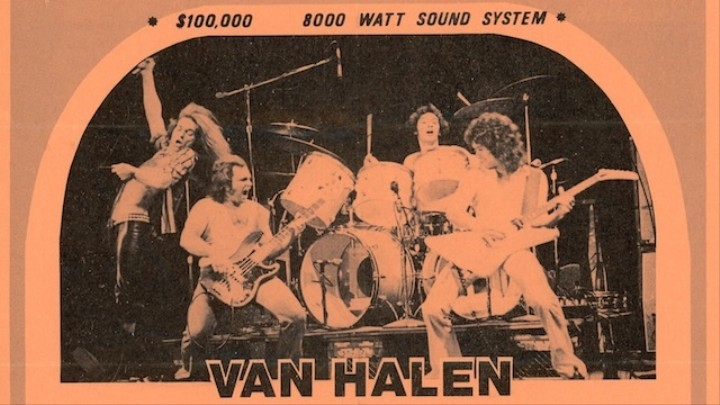 Listen to a Young Van Halen Cover The Kinks, Black Sabbath and More