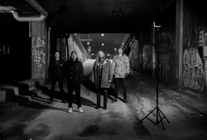 Stockholm's D-Beat/Crust Lords Victims Sound the Alarm on Their New LP, 'Sirens'