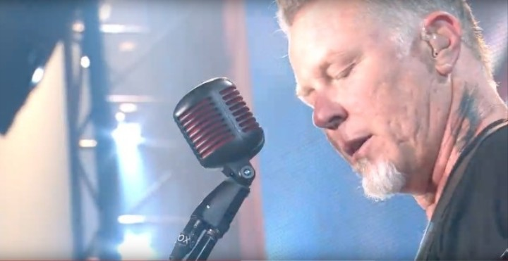 Watch Metallica Play 'Hardwired' Live For The First Time