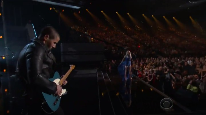 Watch Nick Jonas Bomb Out of a Guitar Solo Live at Last Night's ACM Awards