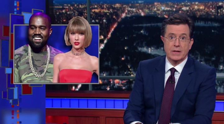 Watch Stephen Colbert Explain Why We Should Help Kanye West