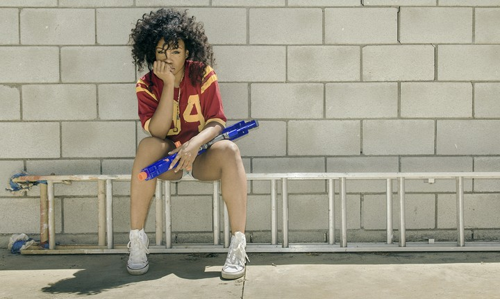 """Watch SZA's Video for """"Ice Moon,"""" Plus an Extensive Interview"""