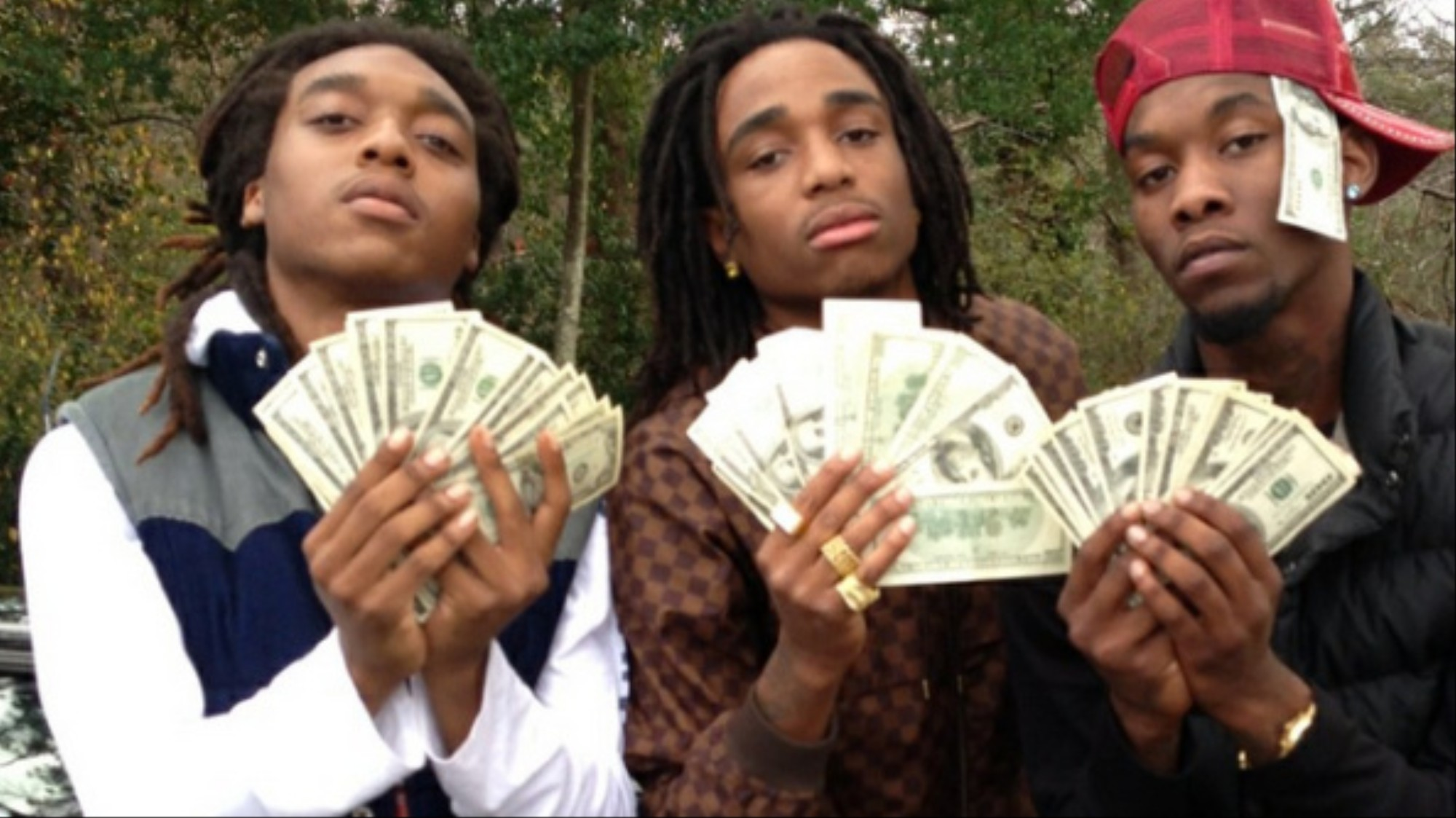 We Interviewed Migos about their Unexpected Rise and, Yes