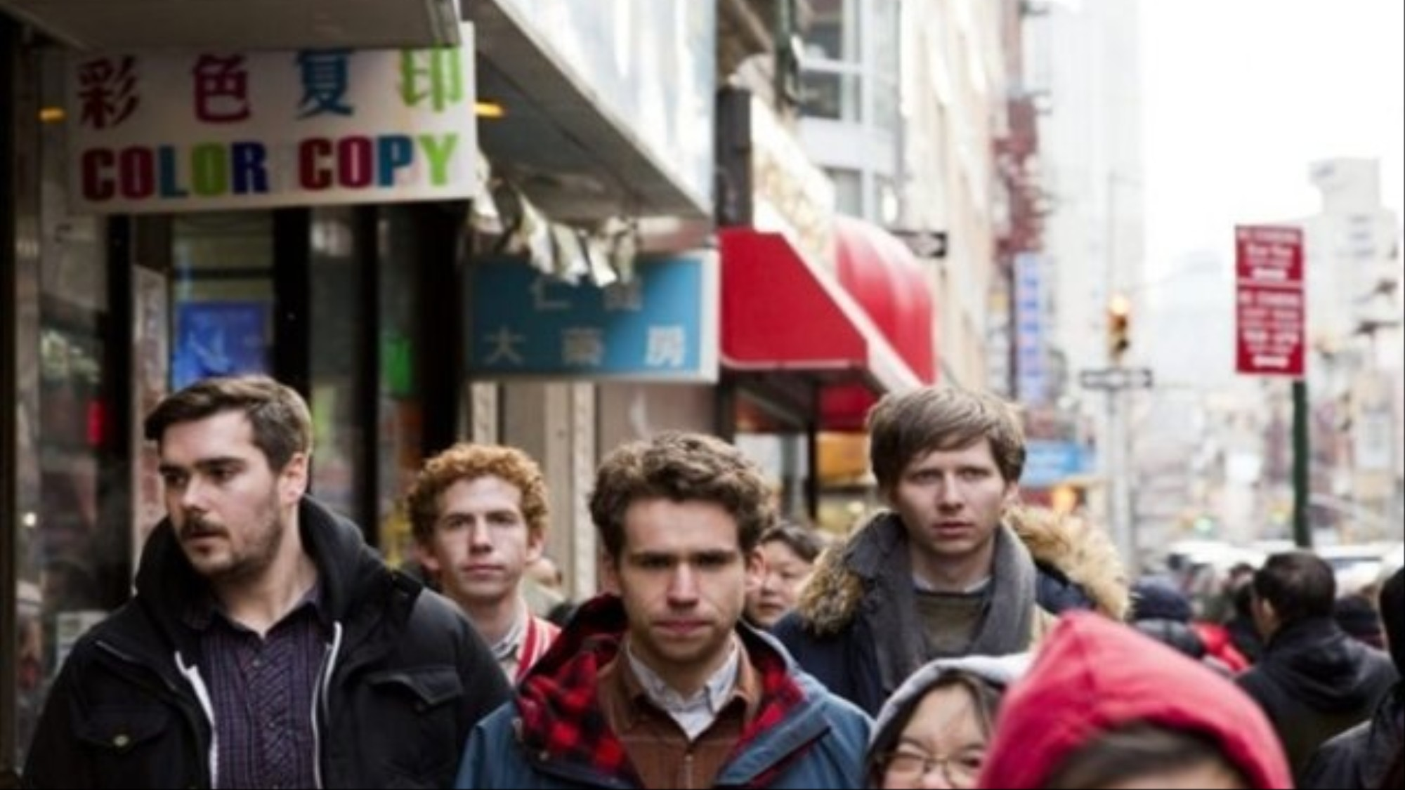 Why Do Parquet Courts Hate Australia? - VICE