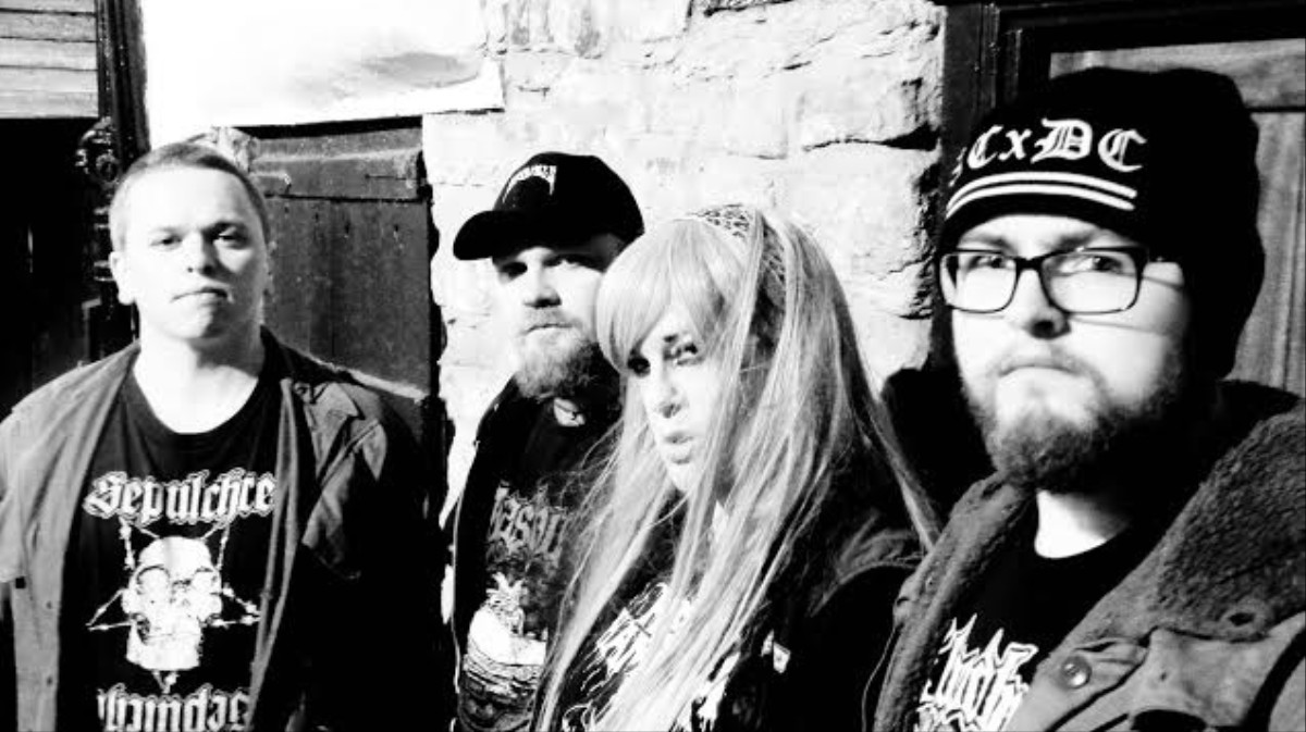 Black Death Crust Punks Winds Of Genocide Unleash The Howling Wolves Armageddon