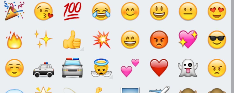 Längster Schwanz aller Zeiten tief in die Kehle wenn ein Typ Emojis benutzt