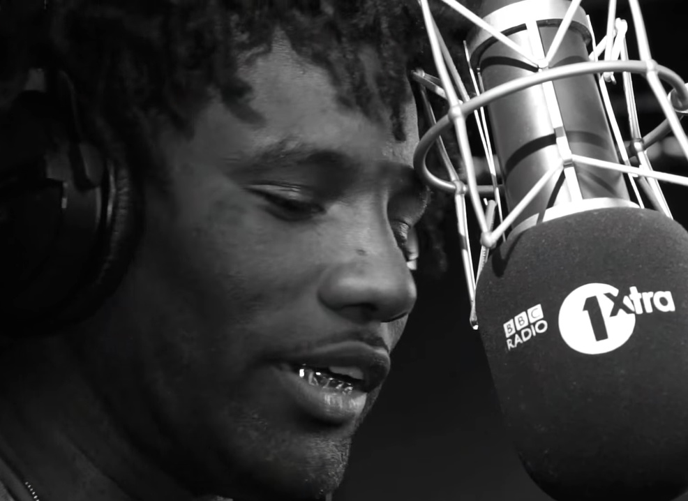 fire in the booth stormzy
