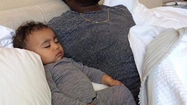 Yeezy Taught Me: North West Is Undeniably Her Father's ...