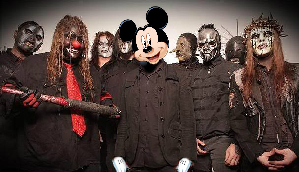 SLIPKNOT's Aggressive Anthem