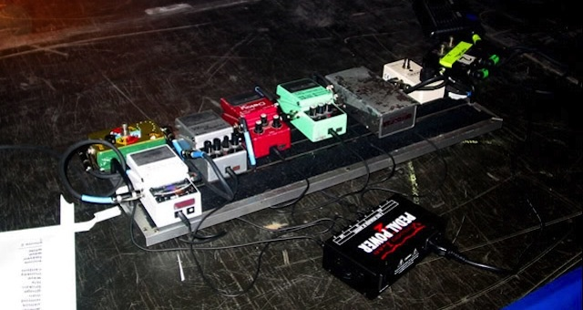 These Are The Dudes That Have Perfected Their Pedalboards To A Science Swapping Pedals In And Out Over Years Until They