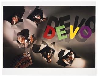Devo with Norman Seeff