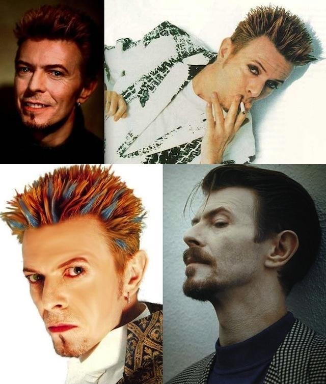 Tracing David Bowie S Musical Evolution Through His Hair