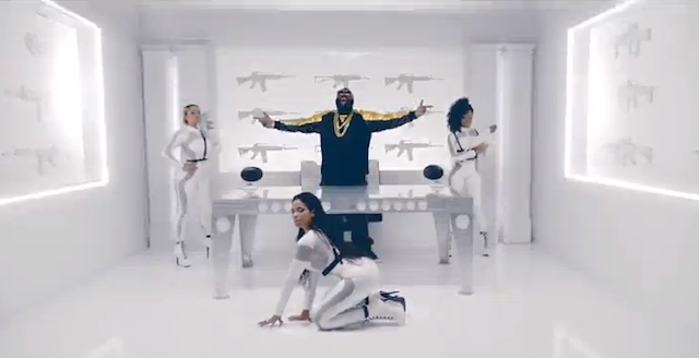 NO GAMES (TRADU O) - Rick Ross