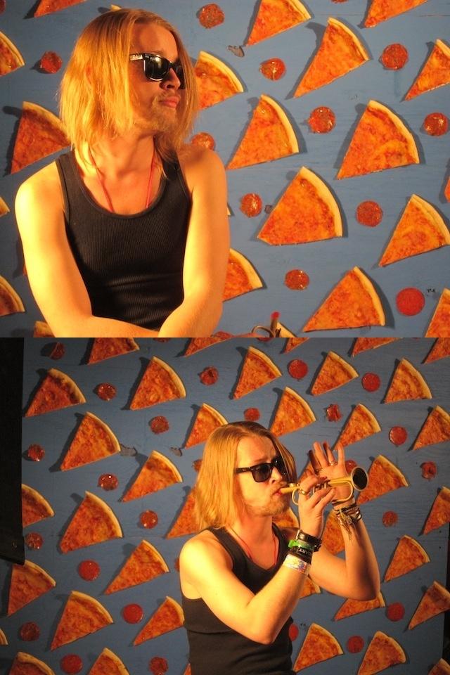the pizza underground Macauley Culkin