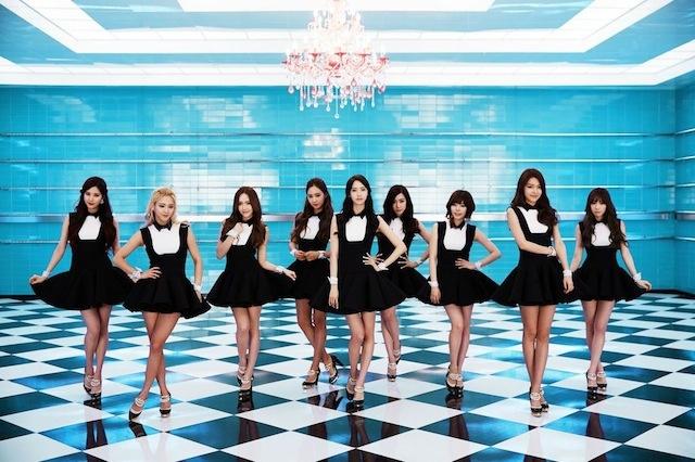 K-Pop Phenomenon Girls' Generation Want to Make Insecure Men