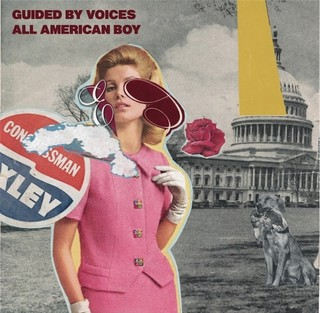 Guided By Voices - American Boy art