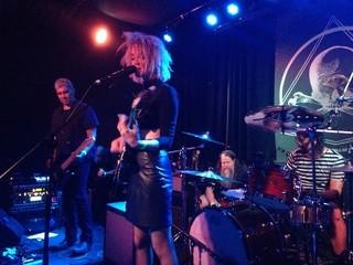 Nirvana with Annie Clark, April 10, 2014 at Saint Vitus