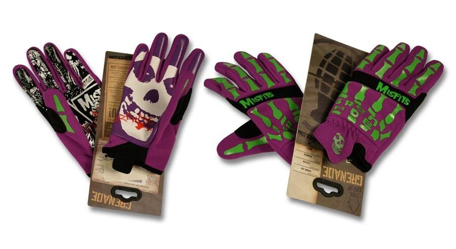 misfits gloves | eBay
