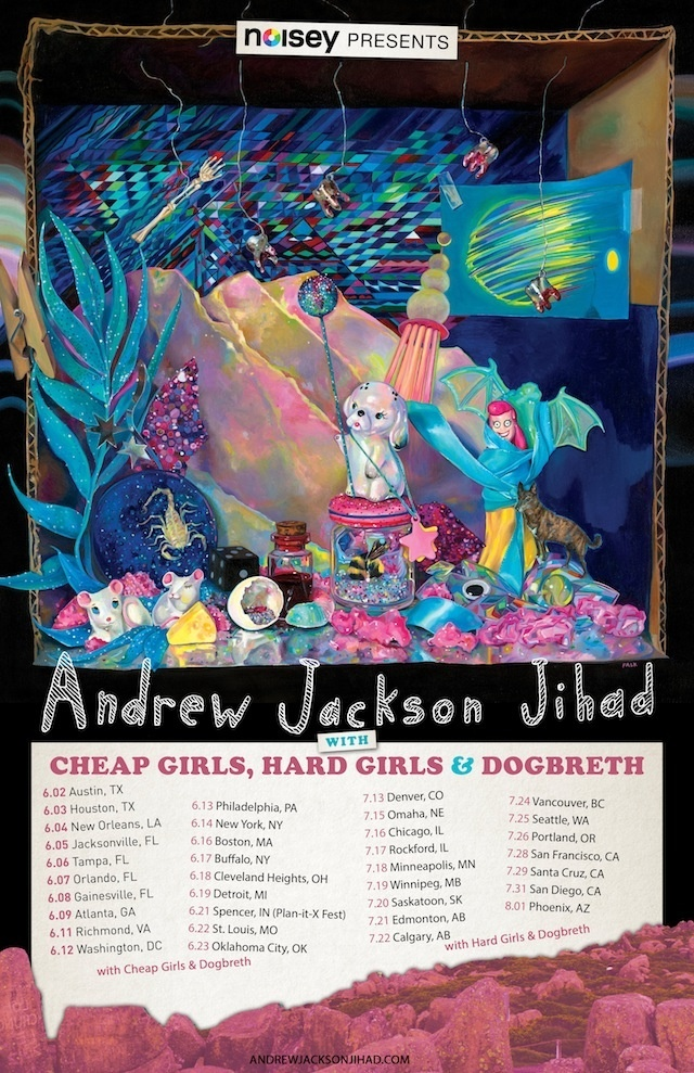 Enter to Win an Andrew Jackson Jihad Snugly and Stay Warm on ...