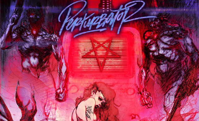 Riding the Cyber Doom Synthwave With Perturbator - VICE