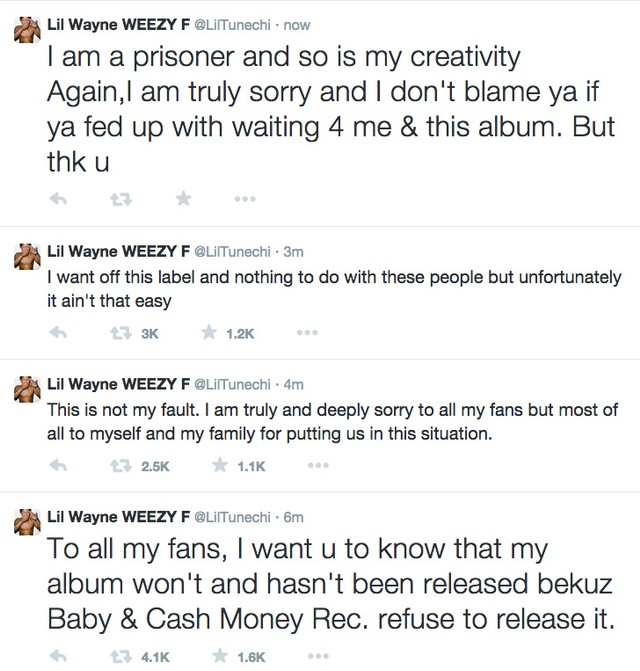 Lil Wayne Is the Best Rapper Alive, So Why Did His 2014 Suck