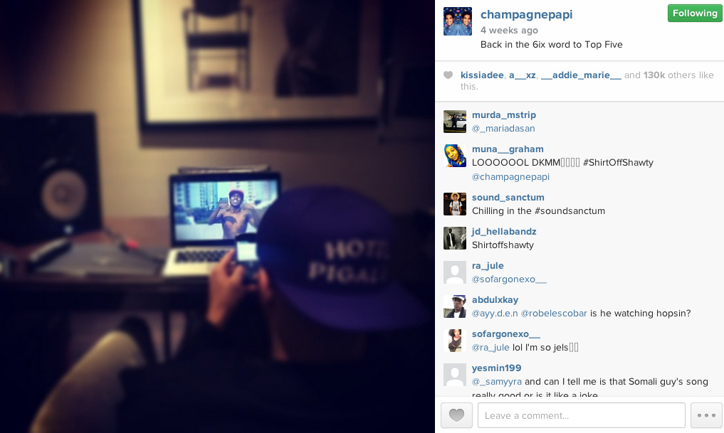 Meet Top 5 The 16 Year Old Toronto Rapper From Drake S Favourite Neighbourhood