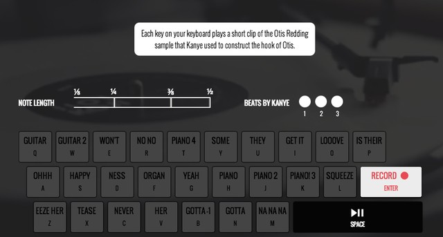 This Website Lets You Recreate J Dilla, Kanye West and 9th