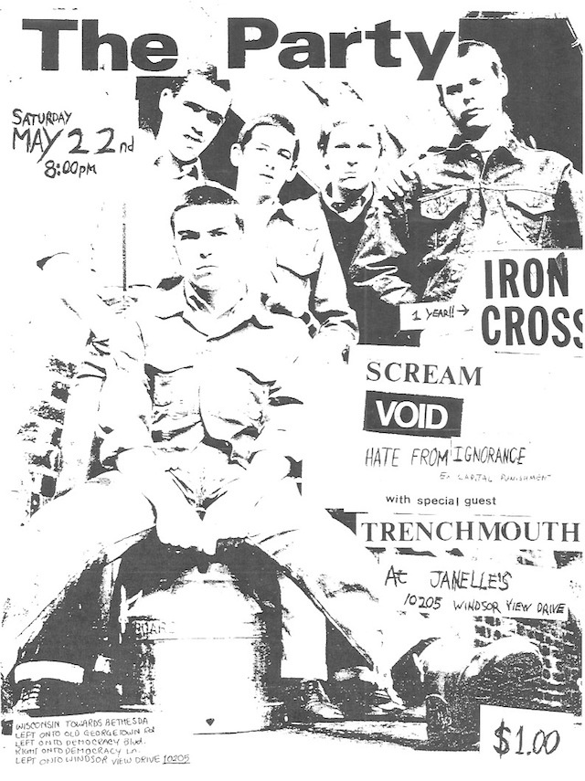 Lyric minor threat in my eyes lyrics : Bad Dreams and Torn Ligaments: An Interview with Void's Chris ...