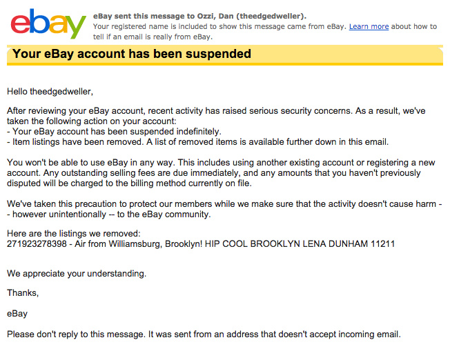 I Tried To Sell Air From Williamsburg Brooklyn On Ebay For 20 000