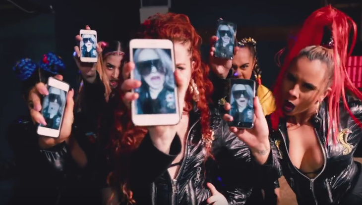 an introduction to riot grrrls The riot grrrls app is a custom augmented-reality application for smart devices, a class project developed by the school of the art institute's virtual installation class this spring although pedagogical.