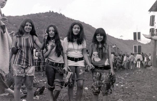 Festival de Ancón: Sexo, drogas y rocanrol en el Woodstock criollo